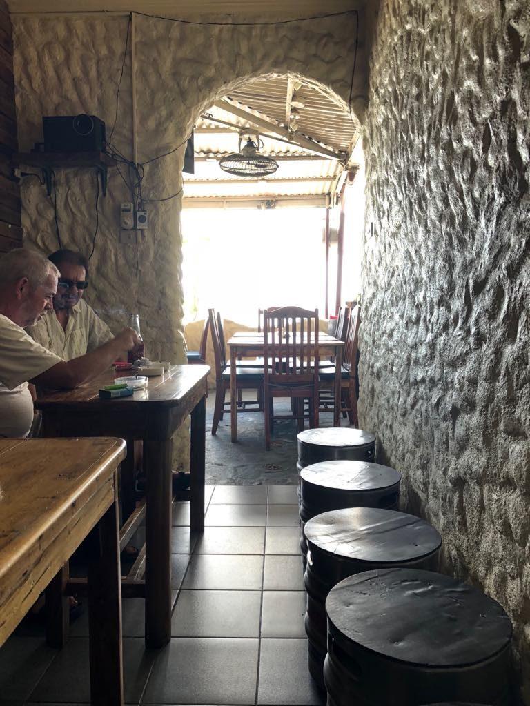 カサブランカ レストラン