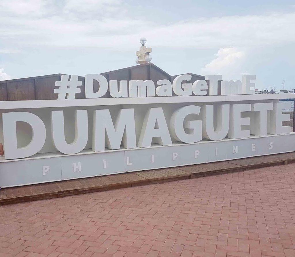 ドゥマゲッティ・サインボード新