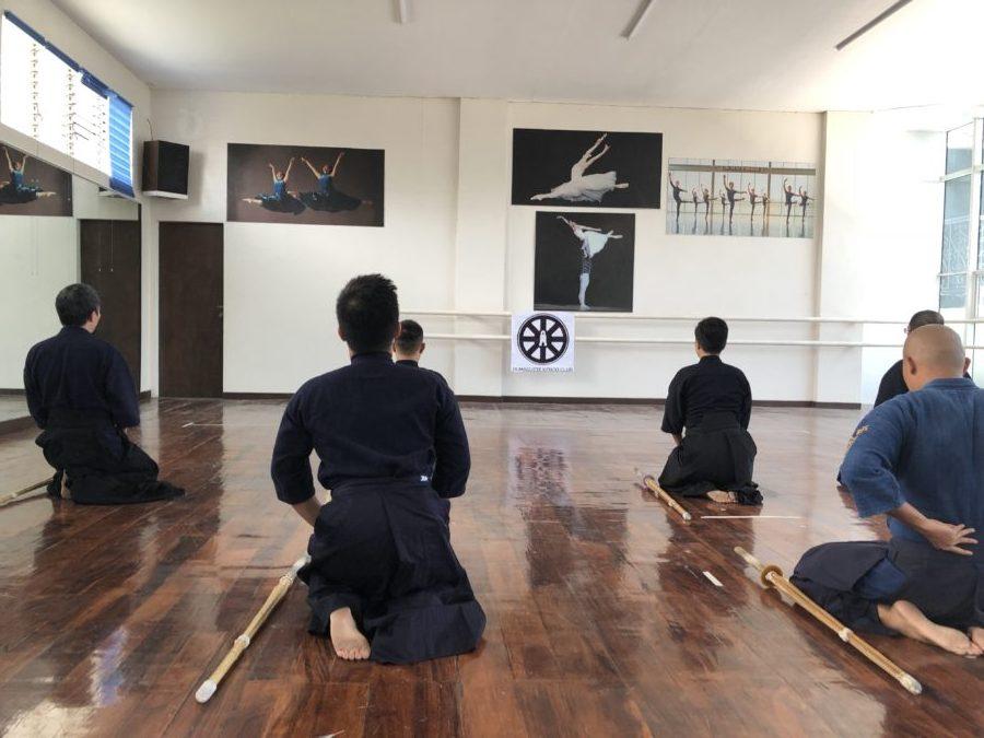 フィリピン・ドゥマゲッティ・剣道