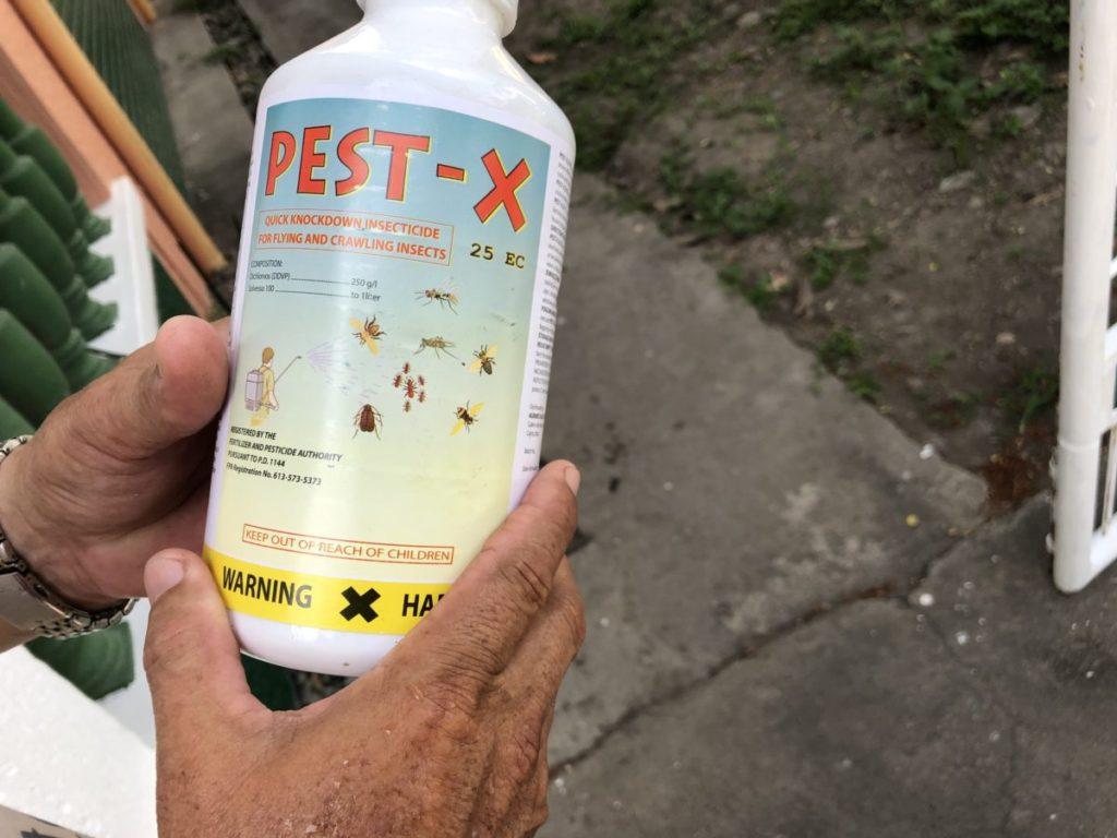フィリピン・害虫駆除|外国の殺虫剤