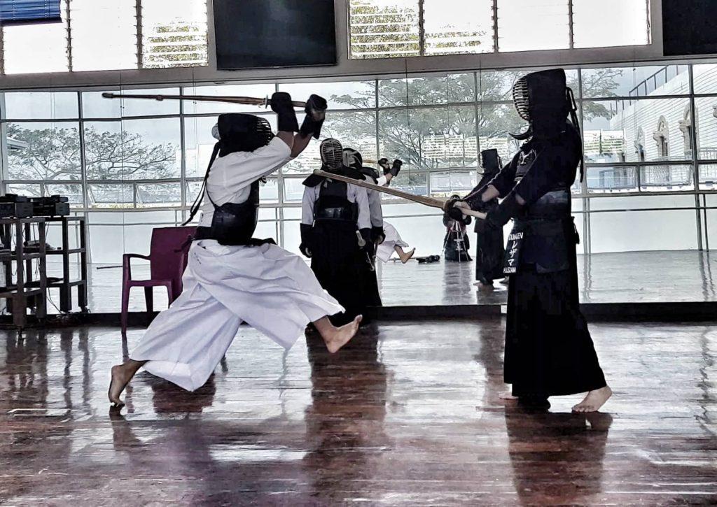 ドゥマゲッティ フィリピン 剣道