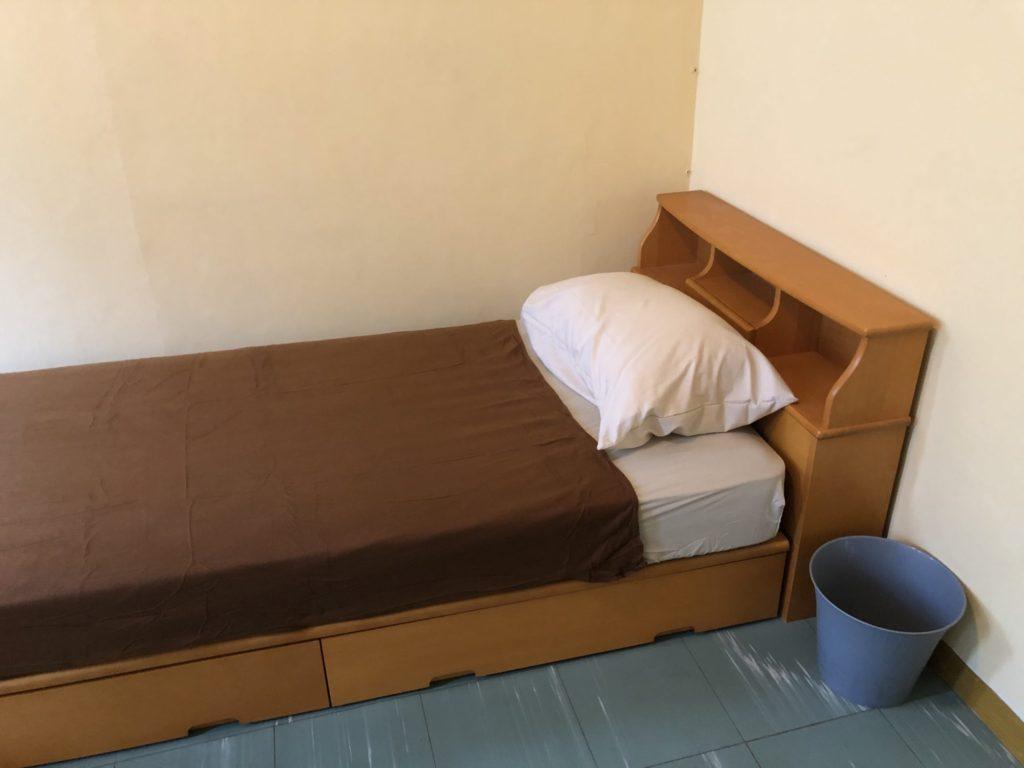 ドゥマゲッティ 一人部屋
