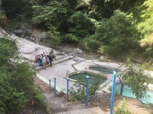 温泉 ドゥマゲッティ 観光
