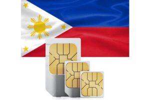 フィリピン sim