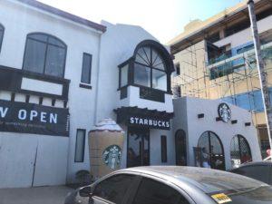 スターバックス:ドゥマゲッティ 新規開店