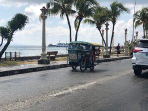 トライシクル料金表:ドゥマゲッティ公共交通機関