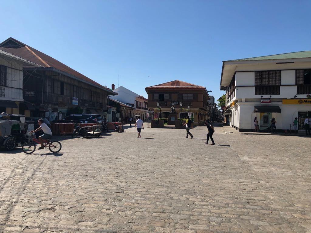 ビガン・観光・世界文化遺産