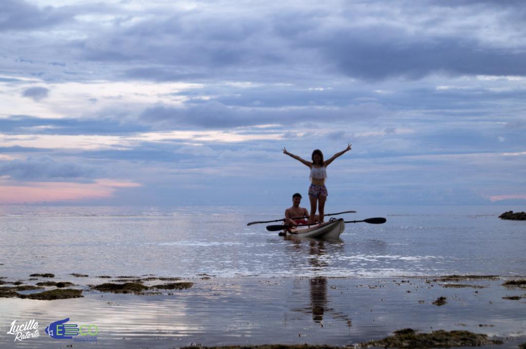 シキホール島のサンセット・夕日