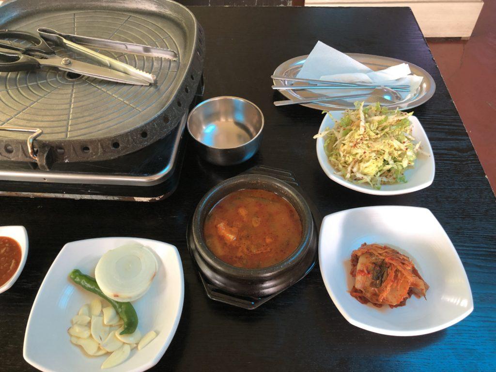 フィリピンの韓国料理レストラン「パール」