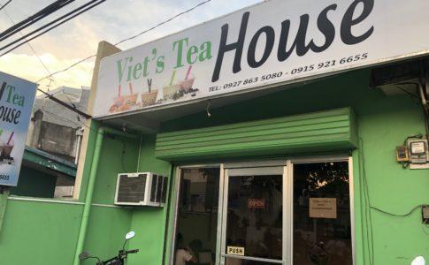 ベトナム・タピオカのカフェ・ドゥマゲッティ