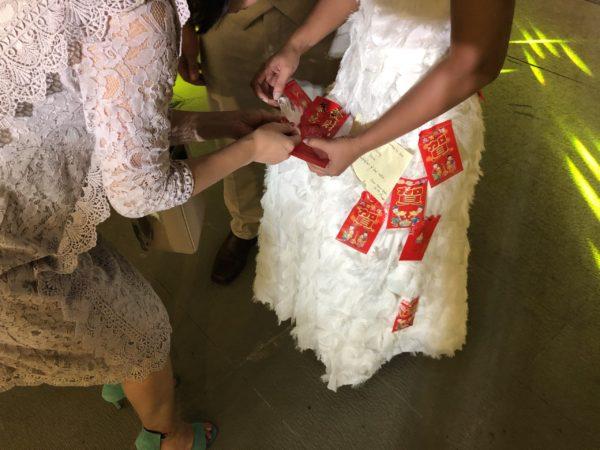 フィリピンの結婚式でのご祝儀はチップ制