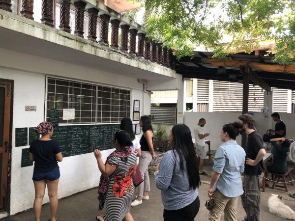 フィリピンのベジタリアンフード