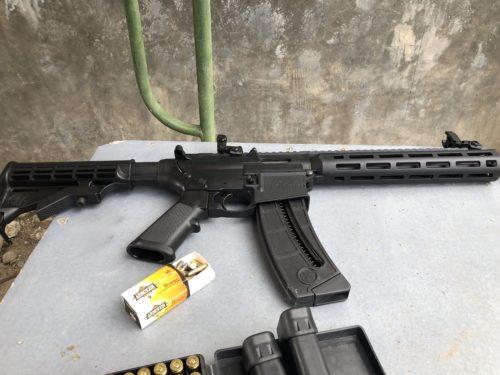 フィリピンでライフルが撃てる場所