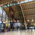 セブ空港の新しいターミナル