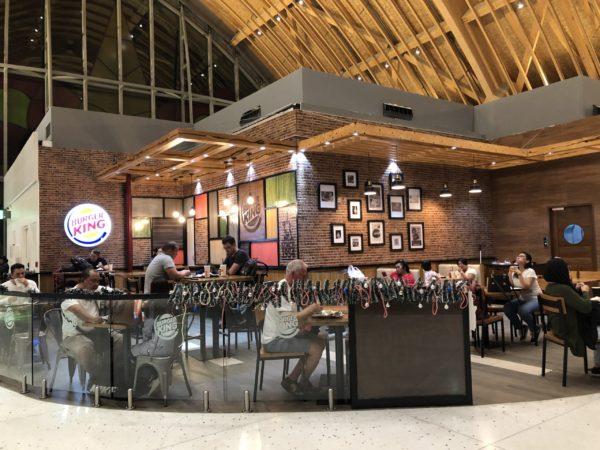 マクタン空港の新ターミナル