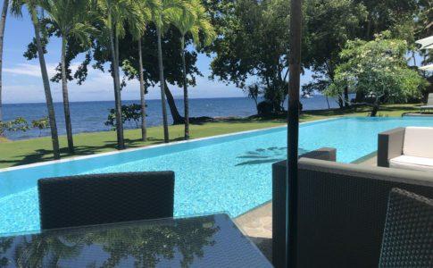 ドゥマゲッティで最高級のビーチリゾート