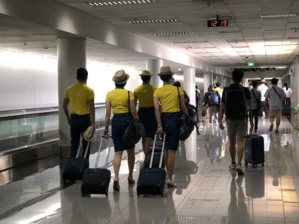 マニラ空港(ニノイ・アキノ国際空港)で深夜トランジットの時にどう滞在・過ごせばいいか