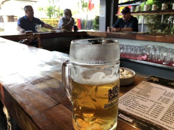 ベルギービールをベースにしたフィリピンビール