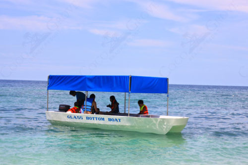 フィリピン グラスボート