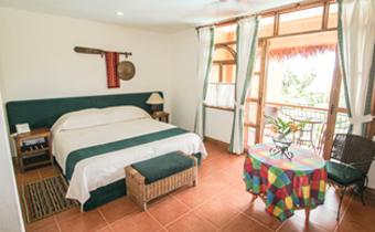 フィリピン・ココグローブの宿泊施設