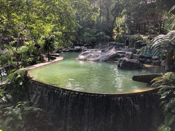 ドゥマゲッティのフォレストキャンプのプール
