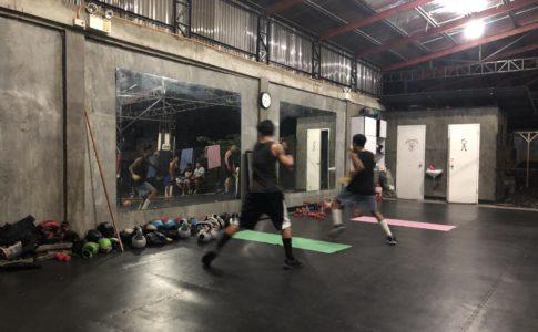 フィリピン・ドゥマゲッティ(ドゥマゲテ)のジムでボクシング体験