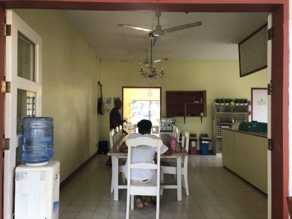 ラ・フュージョンのキッチン・共有エリア