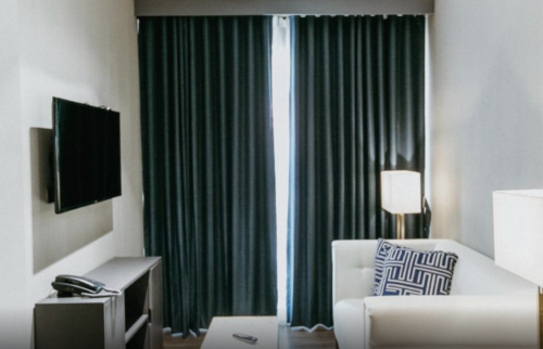 ホテルの客室・設備