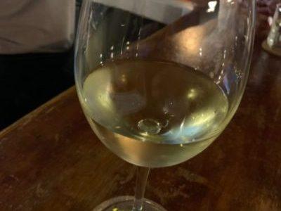 スペイン料理イベントではワインも提供