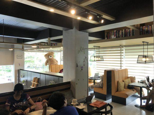 フィリピン・ドゥマゲッティのコワーキングスペース