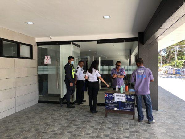 フィリピン・コロナウイルス情報