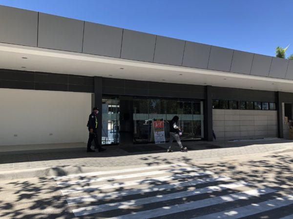 新しいドゥマゲッティ空港
