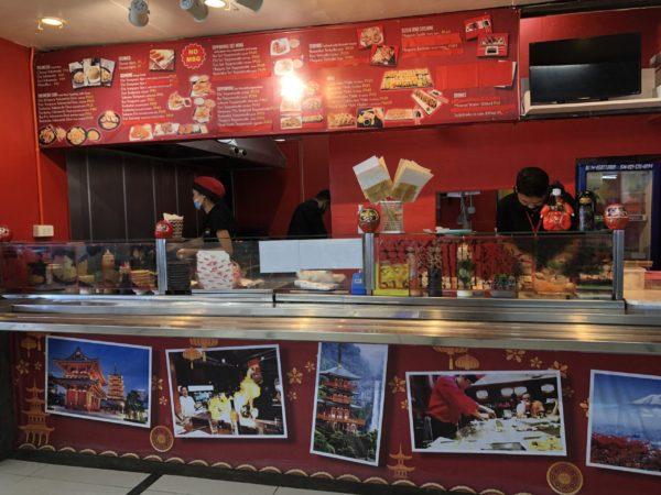 ドゥマゲッティの和食屋