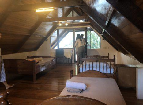 アポ島ビーチハウスのシェアルーム
