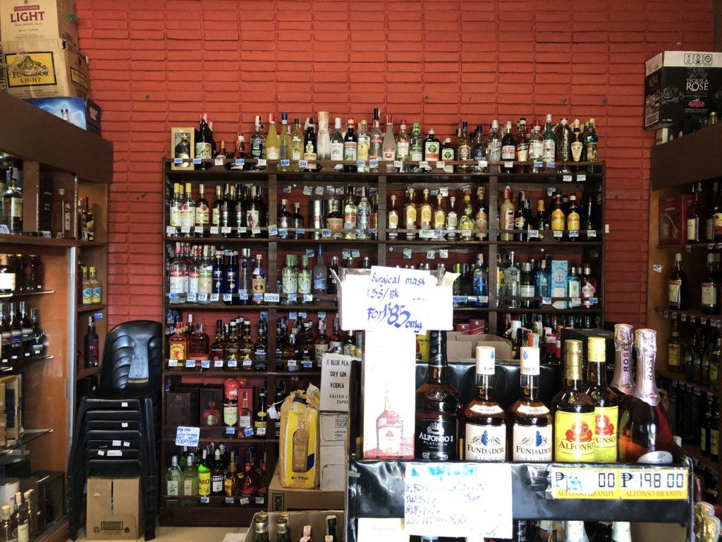 ドゥマゲッティでワインが買える場所