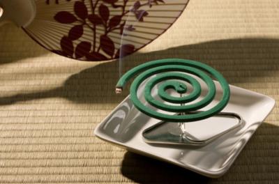 フィリピンで役立つ日本の虫除けグッヅ