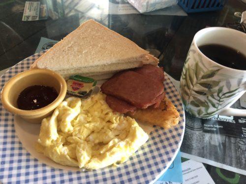 お得な朝食セット1
