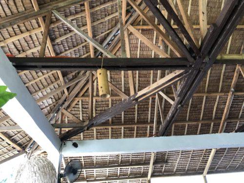 ドゥマゲッティ・ダーウィンのカフェバーSOGAの内装