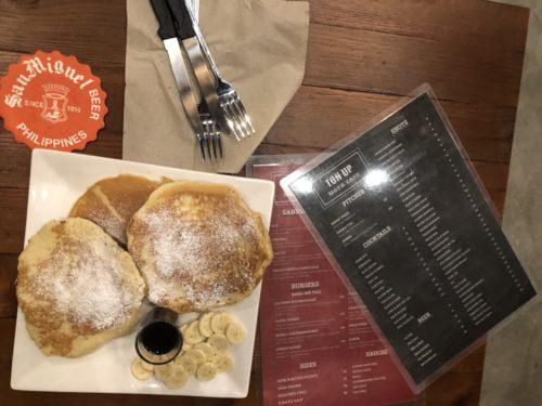 新規カフェオープン:ホットケーキ