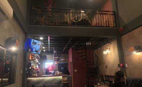 新規カフェオープン:内装