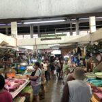 ドゥマゲッティの市場