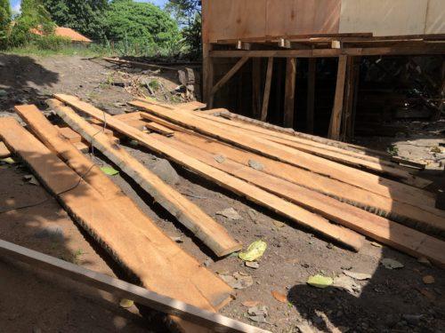 低価格の木材「ココランバー」