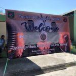 フィリピン警察での剣道イベント