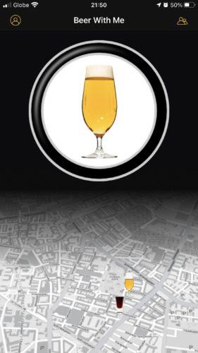 酒好きのためのSNSアプリ
