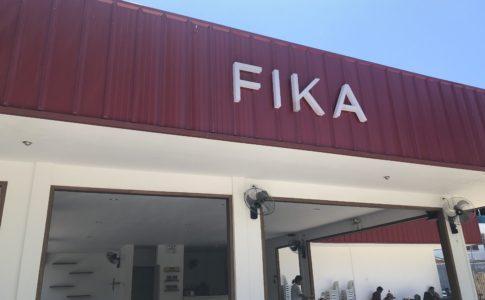 カフェ&バーのFIKA