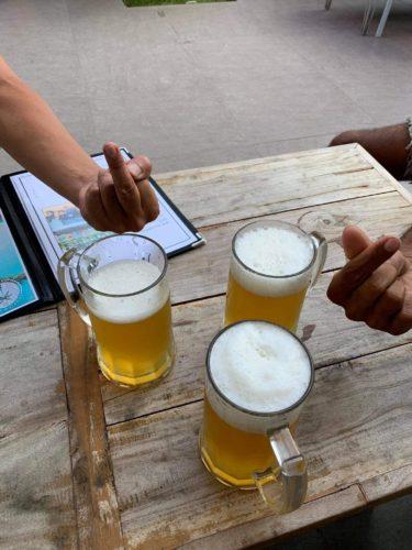 地ビール99ペソ