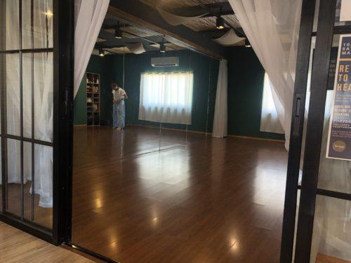 ヨガ・太極拳のスタジオ